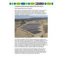 Controlling and Monitoring the Spanish Solar Park Zuera II