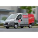 Nyhet från World of Material Handling - Elektrisk servicebil skonar miljön