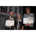 Studenter vant prestisjetung internasjonal konkurranse