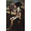Nyförvärv: David med Goliats avhuggna huvud av Domenico Fetti