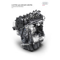 Audi præsenterer ny, yderst effektiv 2.0 TFSI motor
