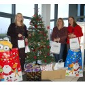 Christmas cheer for youngsters in need