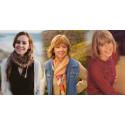 En av sommarens lovande debutanter och två kvinnliga romanförfattare