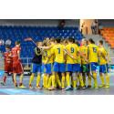 Sverige fick revansch - slog Schweiz med 11-7