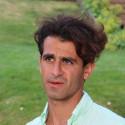 Mahiar Max Hamedi, forskare vid KTH och Harvard, som varit med och uppfunnit ett mjukt batteri.