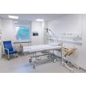 Södersjukhuset, det akutsjukhus som har flest enkelrum?