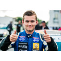Helling mot rekord och seger i Renault Clio Cup