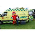 Falck og Børneulykkesfonden søger heltemodige børn