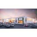 Serneke bygger ännu ett köpcentrum i Kungsbacka
