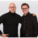 Kennet Båth och Magnus Berg