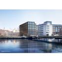 Ny kontorsfastighet byggs på Lindholmen - En av få byggrätter med färdig detaljplan för kontor i Göteborg har markanvisats till Husvärden AB.