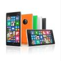 Lumia 830 family
