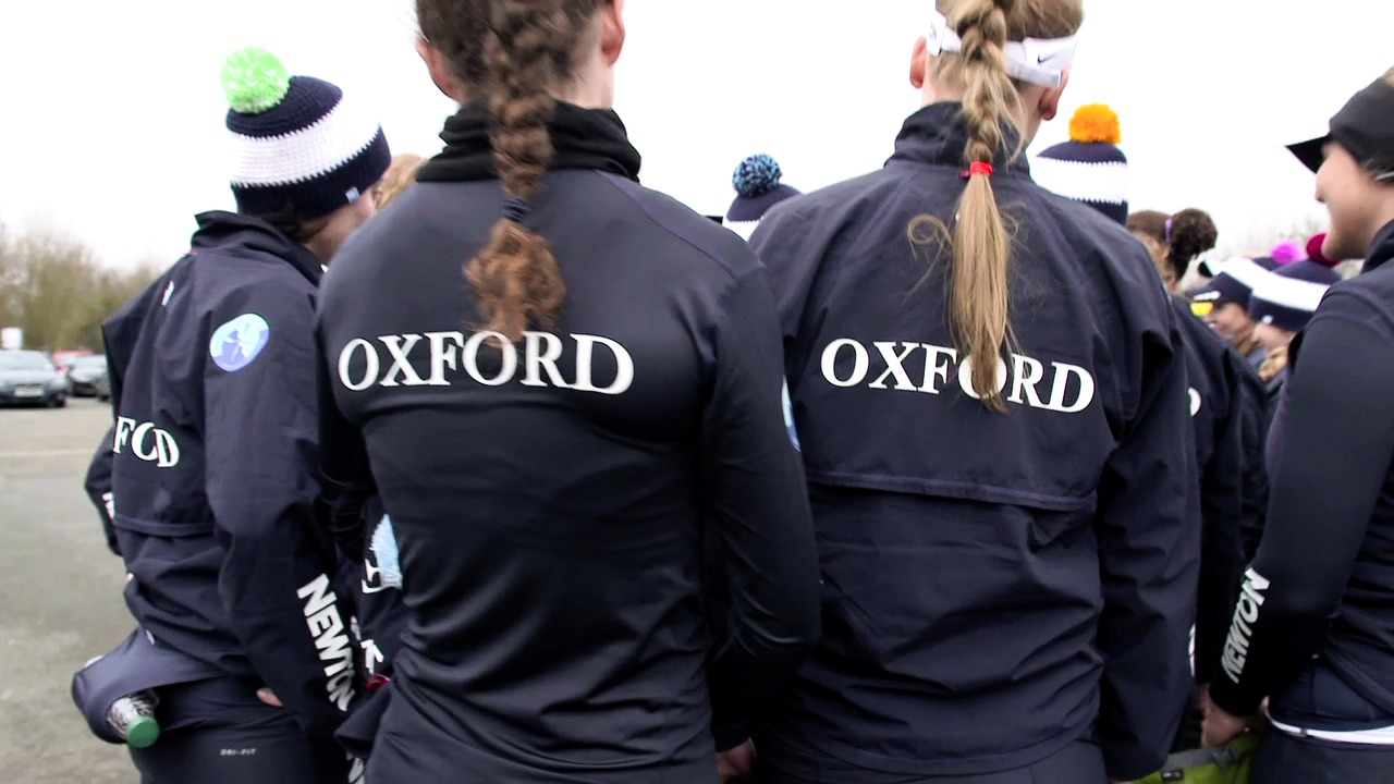 Newton Women's Boat Race 2014 Short Film