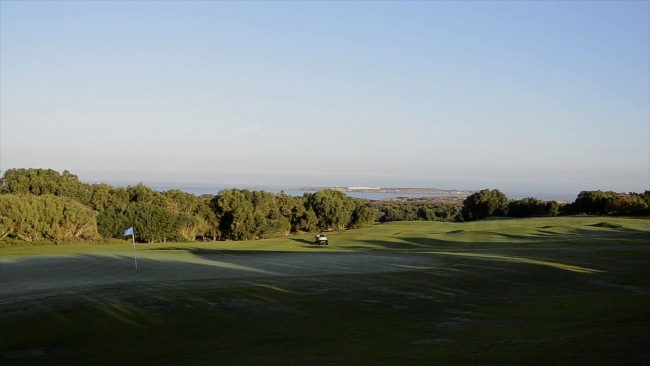Inspiration golf i Marrakech.