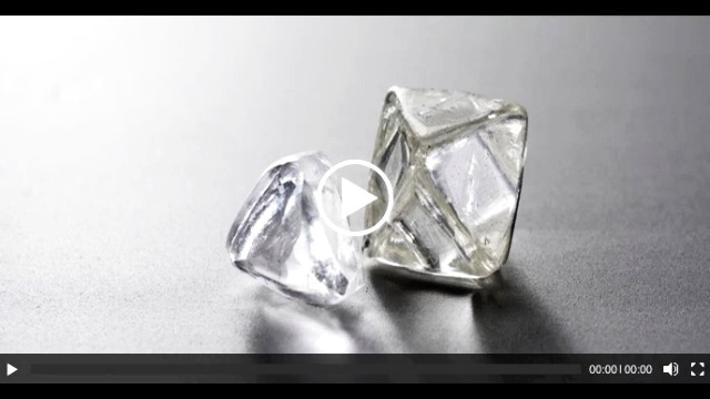 De Beers - Handling rough diamonds