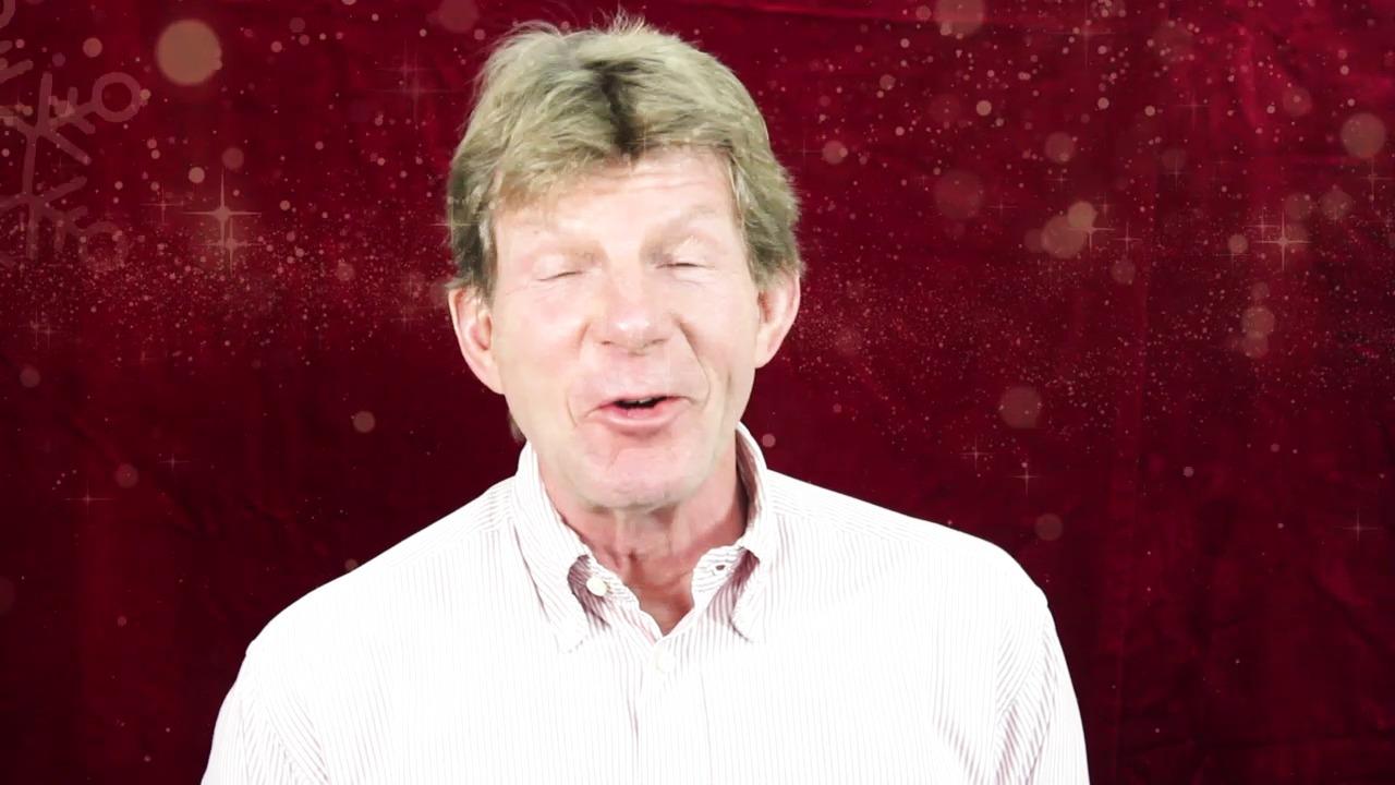 Tankbar önskar God Jul & Gott Nytt År