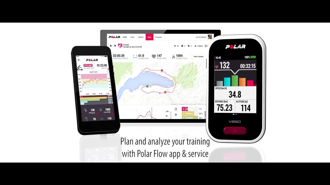 Polar_V650 Produktvideo