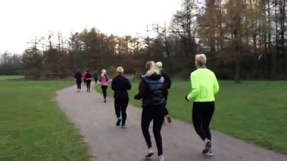 Malmö testar fem kilometersbanan inför Vår Ruset den 5 maj