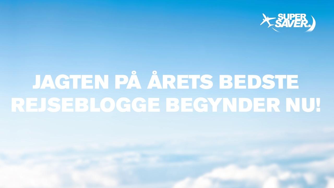 Nu skal Danmarks bedste rejseblogs findes