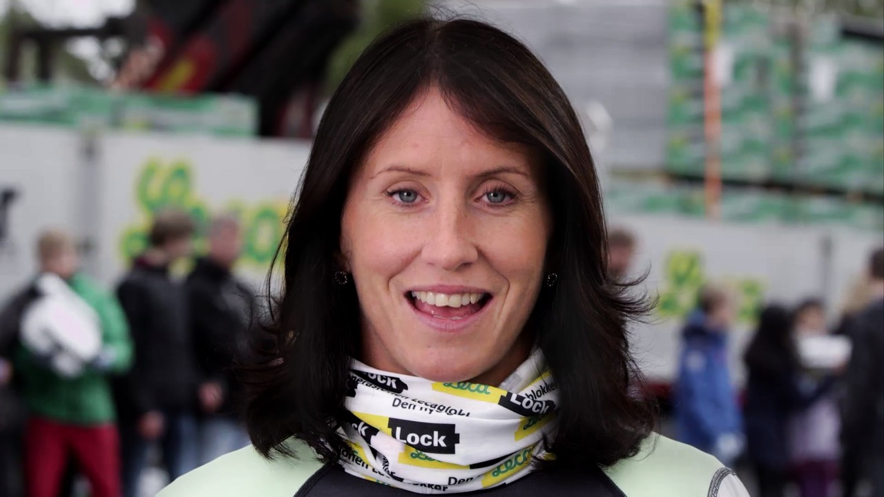 Marit Bjørgen er talsperson for Den Store Leca-dugnaden