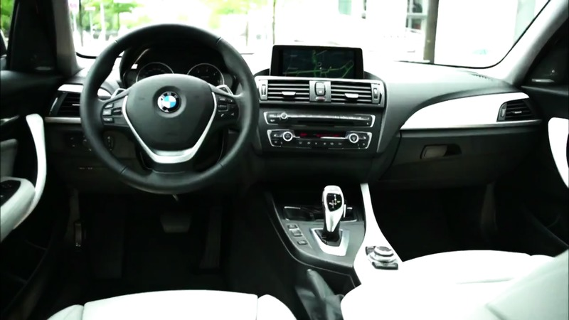 Den nye BMW 1-serie - Video