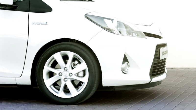Yaris Hybrid fra Toyota - fås fra sommeren 2012