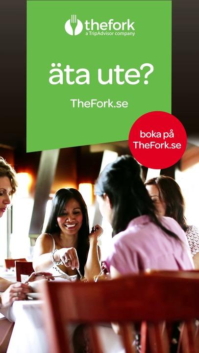 En kort reklamsnutt om TheFork 1