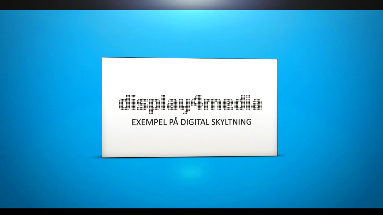 Display4media inspirations video