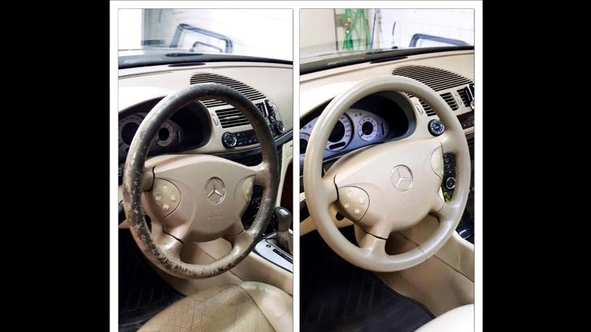 Bilinredning - ColorGlo specialist på reparera och restaurera