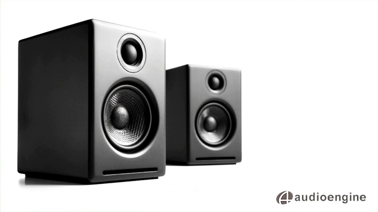Prisvindende Audioengine 2+ højttalere