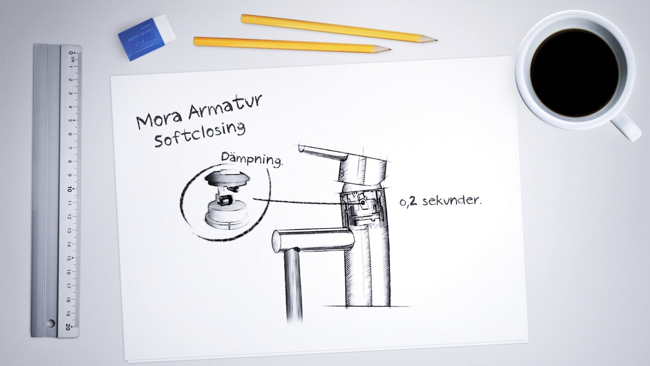 Mora Armatur Softclosing