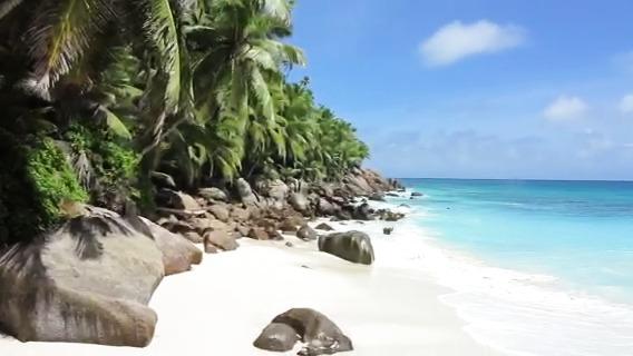 Anse Victorin, Fregate Island, Seychellene