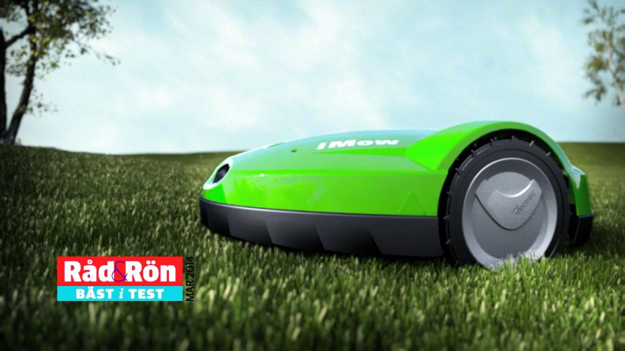 VIKING Robotgräsklippare, bäst i test!
