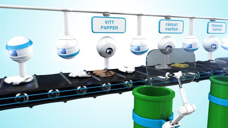 Återvinning av papper