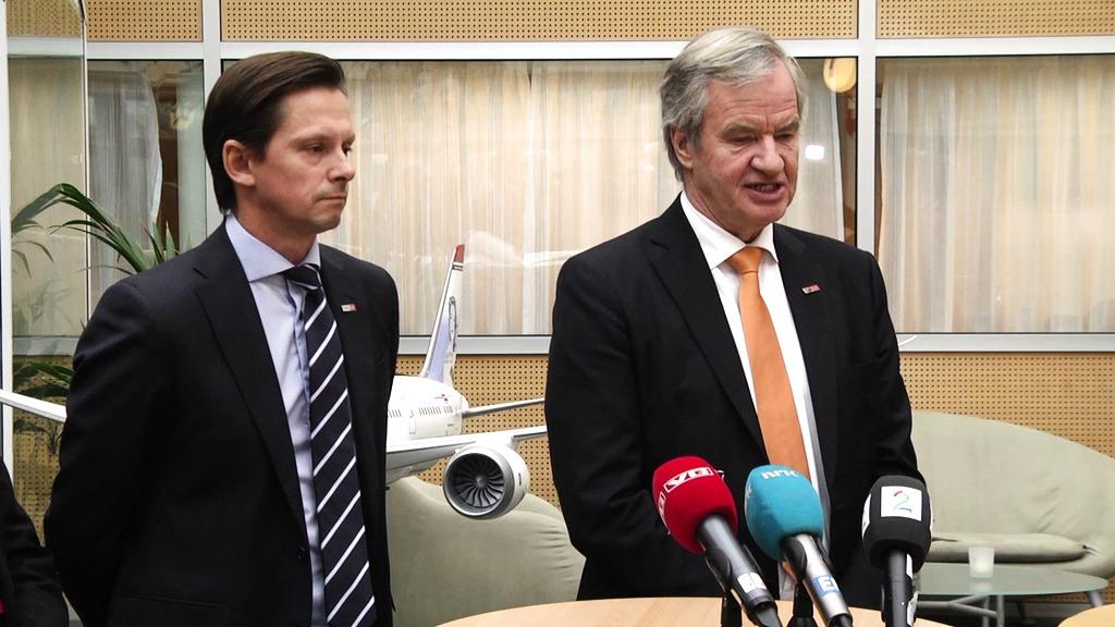 Pressebrief om pilotstreik i Norwegian Air Norway (NAN)