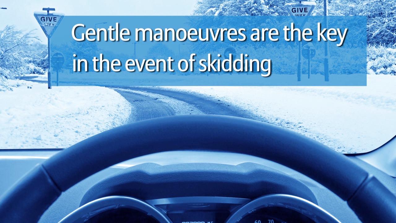 Allianz advice - winter driving tips