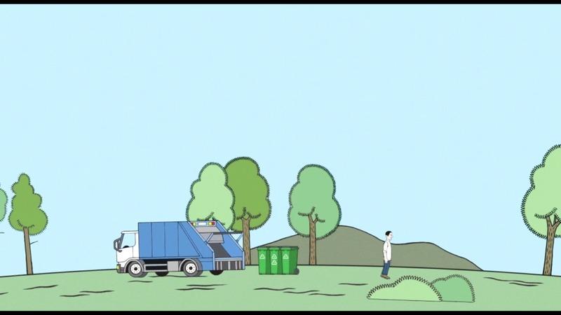 Grønt Punkt - navet i emballasjens kretsløp