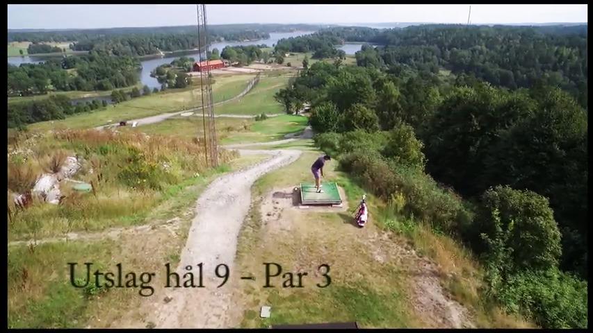 Ekholmsnäs Golf Lidingö - Stockholms vackraste golfanläggning!