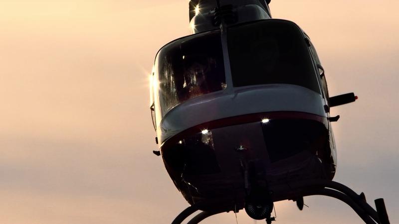 Folksam Helicopter