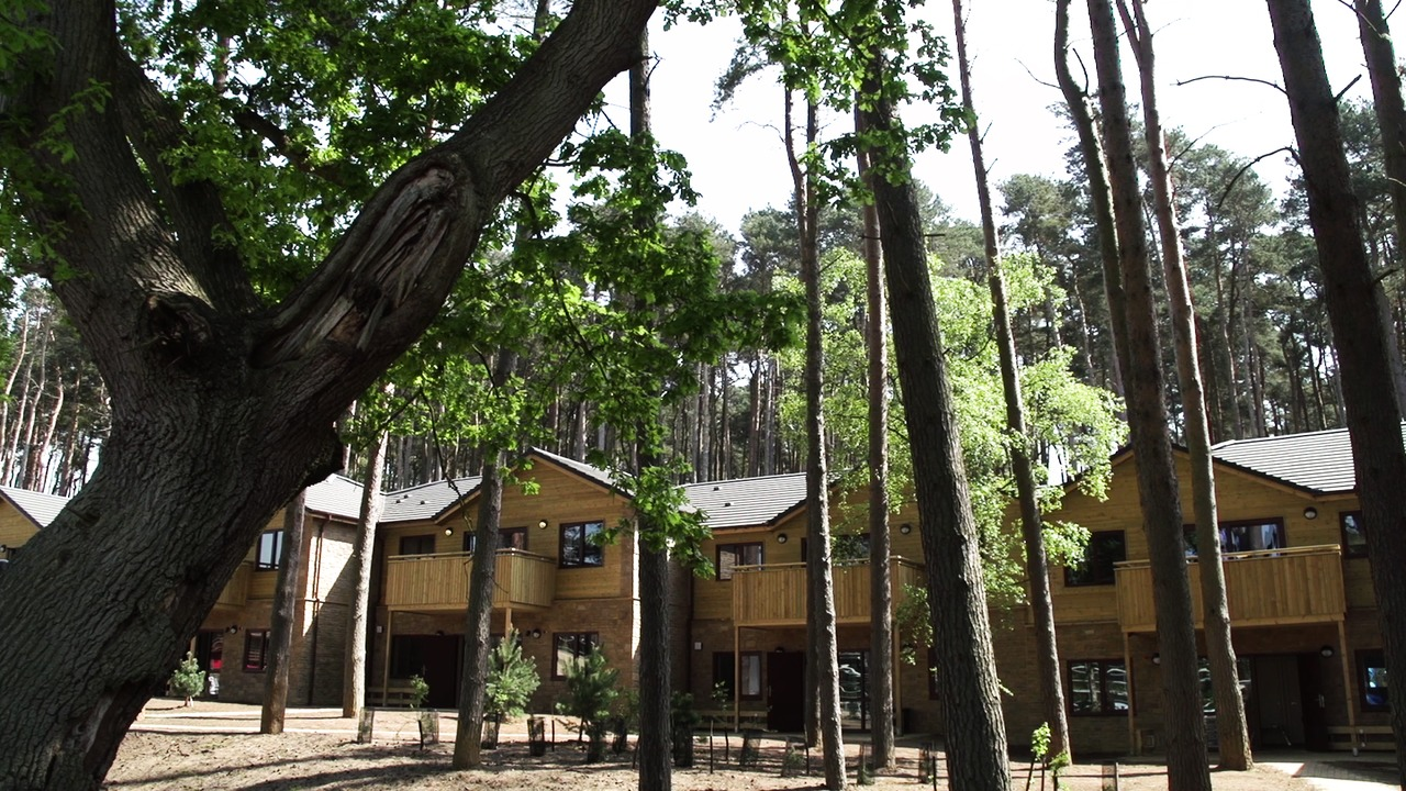 Woburn Forest Lodges