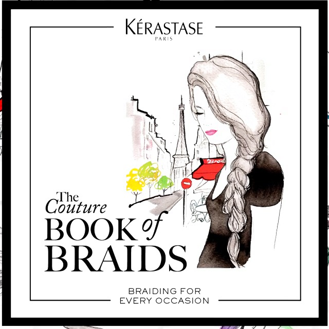 Kerastase The Couture Book of Braids