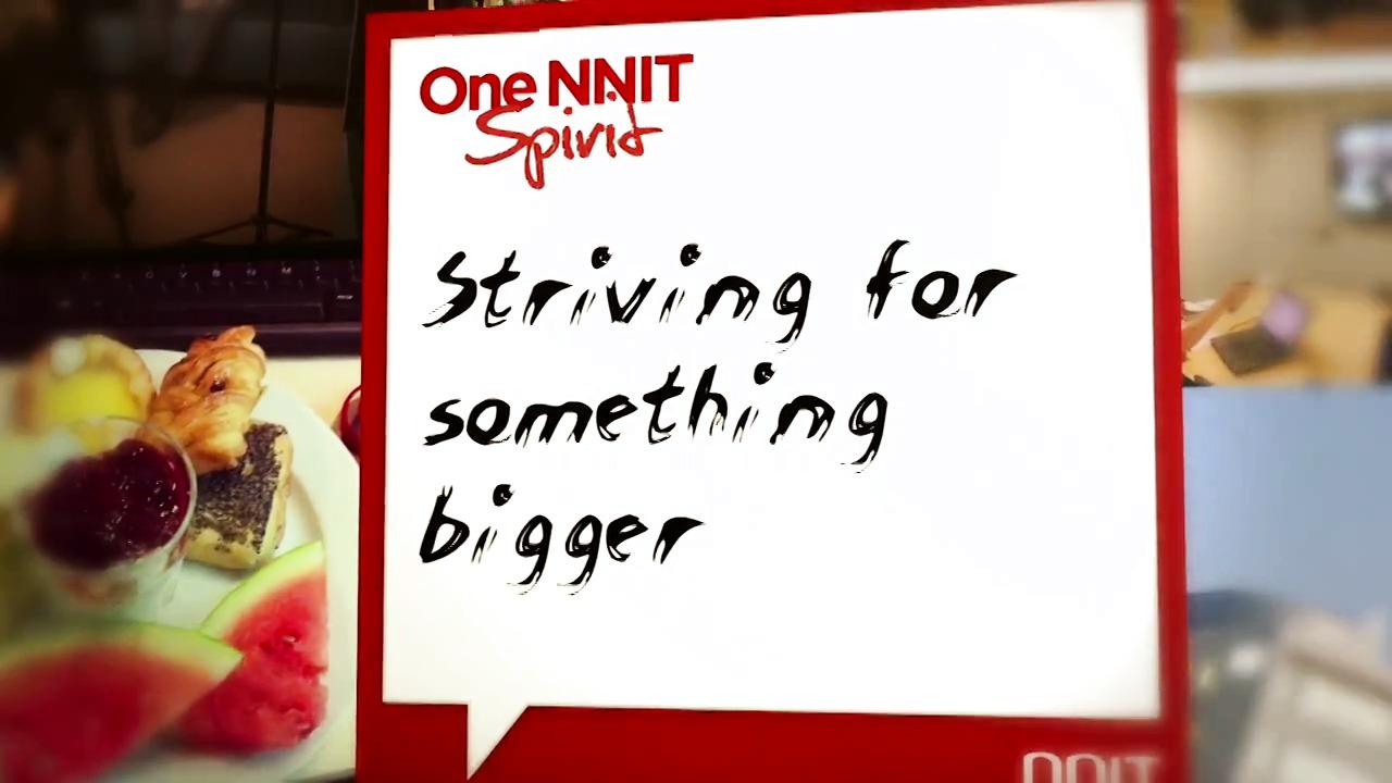 One NNIT spirit