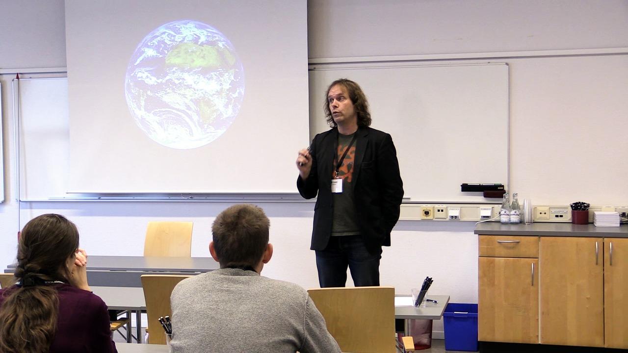 Pär Holmgren om hur klimatförändringarna påverkar framtidens odling