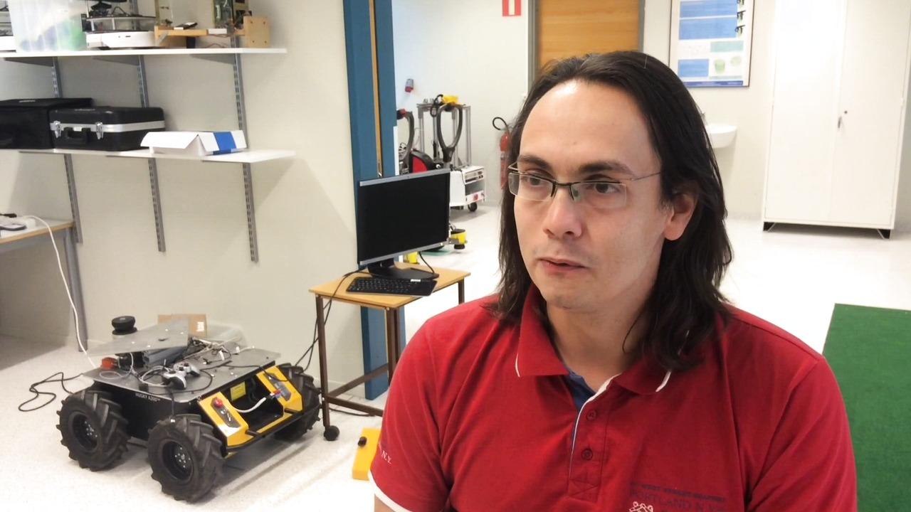 Robotikforskare utvecklar mätmetoder för hälsosammare arbetsmiljöer