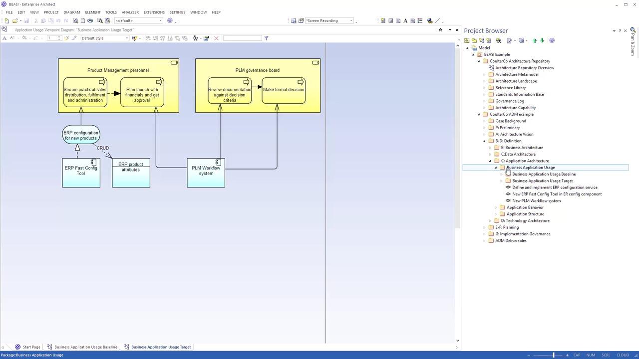 Generate GAP Diagrams in BEASI