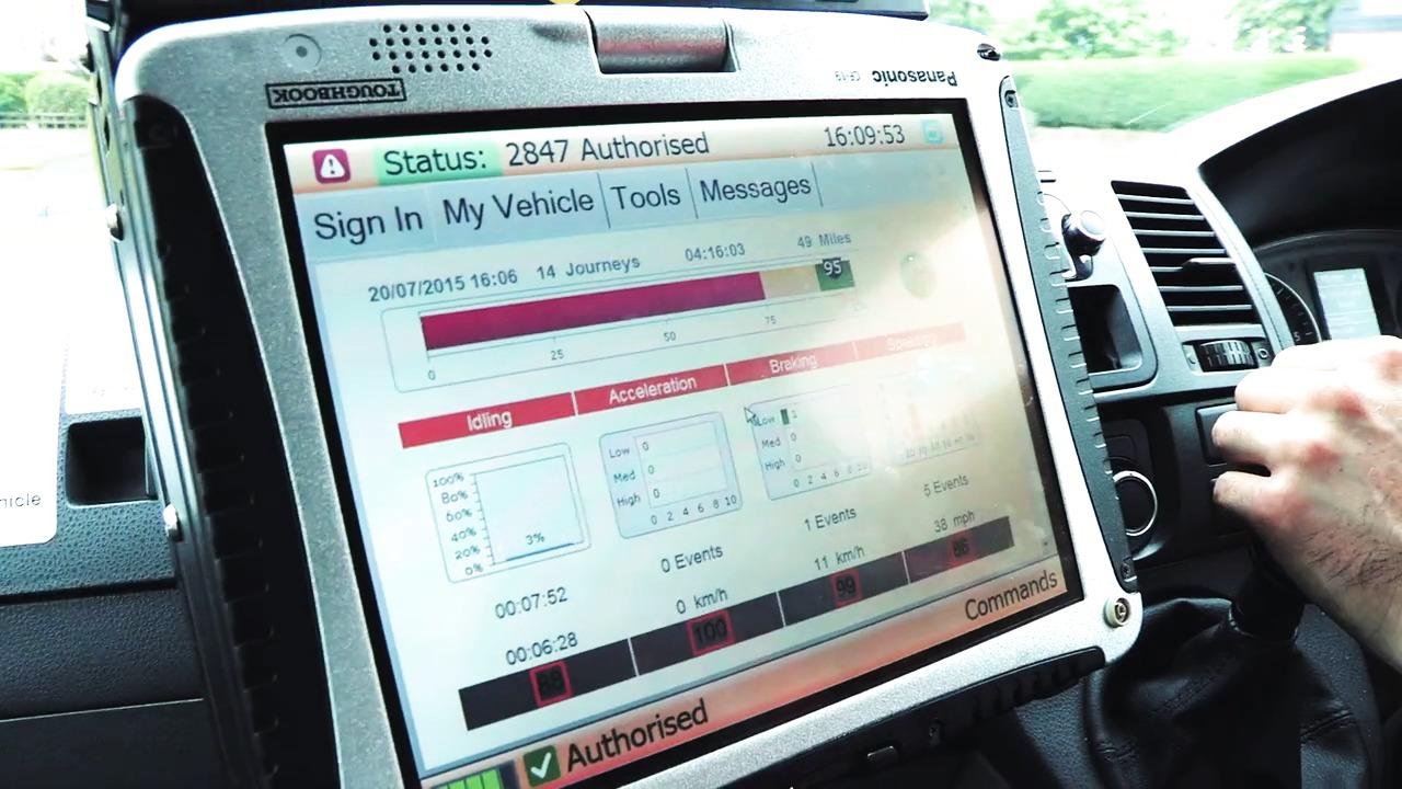 How RAC Telematics transformed the RAC's own fleet management