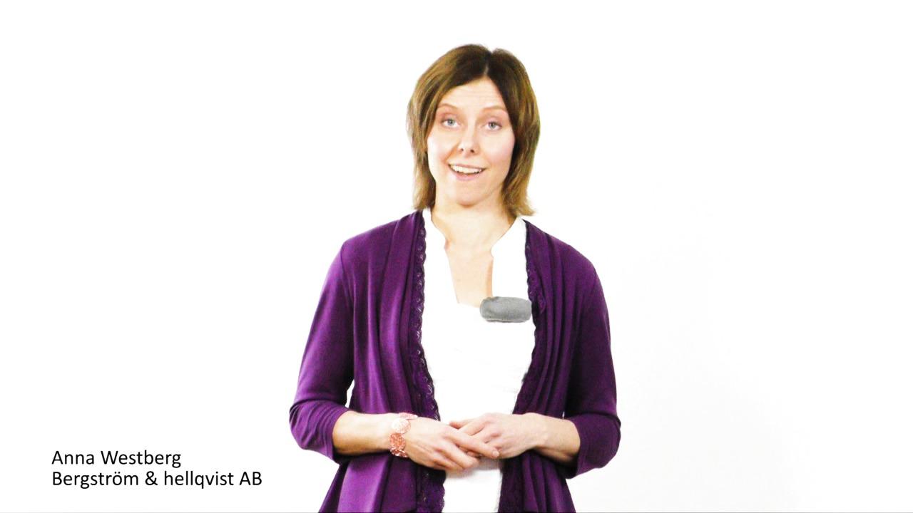 Onlineutbildning om Virus Anna Westberg Bergström & Hellqvist AB