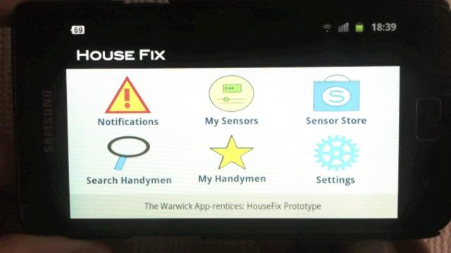 Atos Global IT Challenge - HouseFix