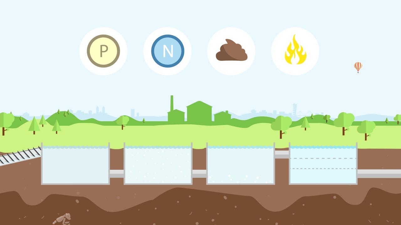 Vi renar avloppsvatten