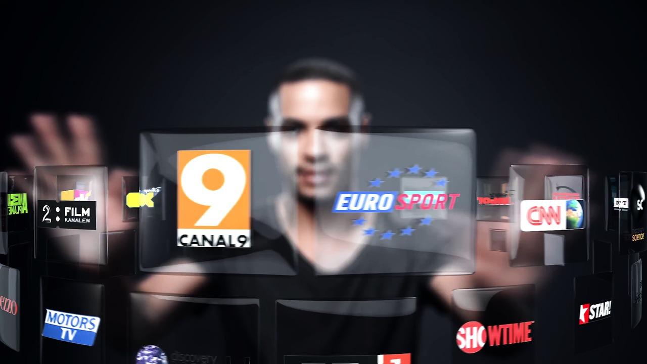Get - Kanalvalg